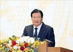Phó Thủ tướng Trịnh Đình Dũng thăm, trao quà Tết tặng gia đình chính sách, hộ nghèo ở Phú Thọ