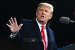 Tổng thống Trump ca ngợi thành tựu đạt được trong nhiệm kỳ
