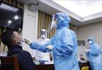 Hơn 10.000 mẫu xét nghiệm lần 2 của Đại biểu và khối phục vụ Đại hội Đảng đều âm tính với virus SARS-COV-2