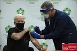 Tổng thống Mỹ đắc cử J.Biden công bố kế hoạch tiêm vaccine ngừa COVID-19