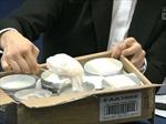 Cảnh sát Hong Kong (Trung Quốc) thu giữ số lượng ma túy trị giá hàng triệu USD