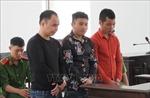 Chém người vô cớ, nhóm thanh niên lĩnh án tù