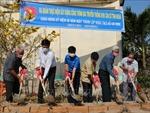 Cà Mau: Xây dựng Bia truyền thống Khu căn cứ Tỉnh đoàn
