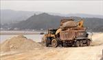 Xem xét xử lý sai phạm của doanh nghiệp đổ đất đá trái phép xuống vịnh Bái Tử Long