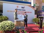 Trao tặng tỉnh Lâm Đồng máy xét nghiệm virus SARS-CoV-2