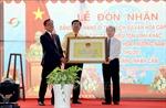 Khu du lịch Văn hóa Phương Nam nhận bằng xếp hạng Di tích Lịch sử-Văn hóa cấp tỉnh