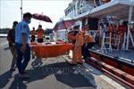 Hoàn tất tìm kiếm, cứu nạn thuyền viên tàu KHANG ANH 189