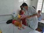 Cảnh báo bệnh tay chân miệng gia tăng nhanh ở ĐBSCL