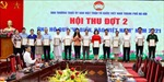 Nhiều cơ quan, đơn vị tiếp tục ủng hộ Quỹ 'Vì biển, đảo Việt Nam' năm 2021