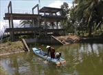 Xu thế xâm nhập mặn Đồng bằng sông Cửu Long diễn biến phức tạp