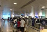 Khu vực soi chiếu an ninh sân bay Tân Sơn Nhất đã thông thoáng