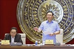 Hội đồng Dân tộc đóng góp lớn vào việc ban hành chính sách vùng dân tộc thiểu số và miền núi