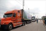 Ưu tiên các phương tiện vận chuyển vải thiều từ Bắc Giang