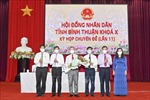 Ông Phan Văn Đăng được bầu giữ chức Phó Chủ tịch UBND tỉnh Bình Thuận
