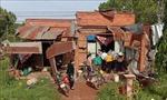 Hỗ trợ người dân Bình Phước khắc phục hậu quả mưa lớn kèm dông lốc