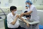 Bộ trưởng Bộ Y tế và các thứ trưởng được tiêm vaccine phòng COVID-19