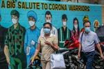 Philippines xử phạt mạnh tay việc không đeo khẩu trang đúng quy cách