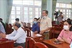 Thêm nhiều địa phương hoàn thành việc tiếp xúc cử tri của các ứng viên ĐBQH