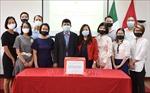 Cộng đồng người Việt tại Mexico chung sức với đồng bào trong nước chống dịch COVID-19
