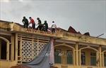 Tập trung khắc phục hậu quả do bão số 2 và mưa lũ sau bão