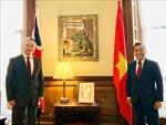 Thúc đẩy quan hệ Việt Nam - Anh đi vào chiều sâu, hiệu quả và thực chất hơn