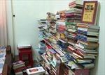 Bán hơn 500 cuốn sách lậu, bị phạt 40 triệu đồng
