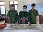 Liên tiếp bắt quả tang hai vụ vận chuyển ma túy số lượng lớn ở Sơn La