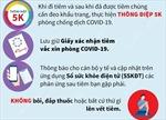 Những điều cần nhớ khi tiêm chủng vaccine phòng COVID-19