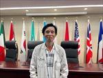 Thí sinh người Nhật Bản 80 tuổi vẫn dự thi năng lực tiếng Việt