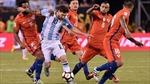 Copa America 2021: Một cầu thủ đội tuyển Chile mắc COVID-19