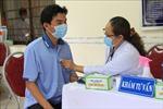 Tiêm vaccine phòng COVID-19 tại Côn Đảo, Đà Nẵng