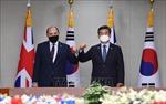 Hàn Quốc và Anh nhất trí tăng cường hợp tác quốc phòng
