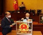 Quốc hội bầu Phó Chủ tịch nước, Chánh án TAND tối cao, Viện trưởng VKSND tối cao