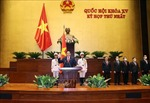 Chùm ảnh Thủ tướng Chính phủ Phạm Minh Chính tuyên thệ nhậm chức
