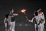 Ấn tượng lễ khai mạc Olympic Tokyo đầy nhân văn và tình đoàn kết