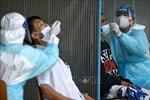 Thủ đô Bangkok của Thái Lan hết giường bệnh dành cho bệnh nhân nặng