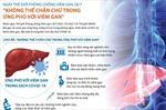 Ngày Thế giới Phòng chống Viêm gan 28/7: 'Không thể chần chừ trong ứng phó với viêm gan'