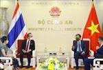 Việt Nam - Thái Lan tăng cường hợp tác phòng, chống tội phạm