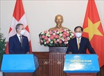 Thúc đẩy hơn nữa quan hệ hữu nghị tốt đẹp Việt Nam-Thụy Sỹ