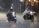 Chiều tối và đêm 3/8, các khu vực trong cả nước đều có mưa và dông