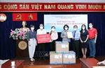 TP Hồ Chí Minh: Tiếp nhận ủng hộ 4 triệu bộ test COVID-19 trị giá 373 tỷ đồng