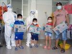 Chung tay giúp đỡ trẻ em chịu ảnh hưởng bởi đại dịch COVID-19