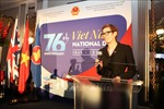 ĐSQ Việt Nam tại Liên hiệp Vương quốc Anh và Bắc Ireland tổ chức kỷ niệm Quốc khánh