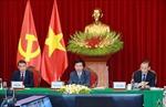 Việt Nam và Lào chia sẻ kinh nghiệm về công tác xây dựng Đảng, hệ thống chính trị