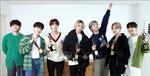 Doanh số album K-pop tăng ấn tượng
