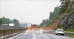 Thông tuyến cao tốc Đà Nẵng-Quảng Ngãi đoạn qua Quảng Nam sau sự cố sạt lở