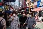 Tình hình dịch COVID-19 tại Hàn Quốc có xu hướng lắng dịu