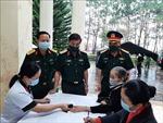 Bộ Tư lệnh Quân khu 5 khám bệnh, cấp thuốc miễn phí cho người dân tỉnh Đắk Nông