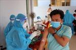 Tiền Giang đẩy mạnh tiêm vaccine phòng COVID-19 trên diện rộng