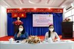 Phát huy vai trò nữ công nhân trong xây dựng, vun đắp giá trị tốt đẹp của gia đình Việt Nam